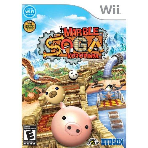 Marble Saga Kororinpa (Wii) - Pre-Owned