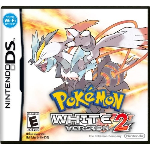 Pokemon White Version 2 Nintendo DS by