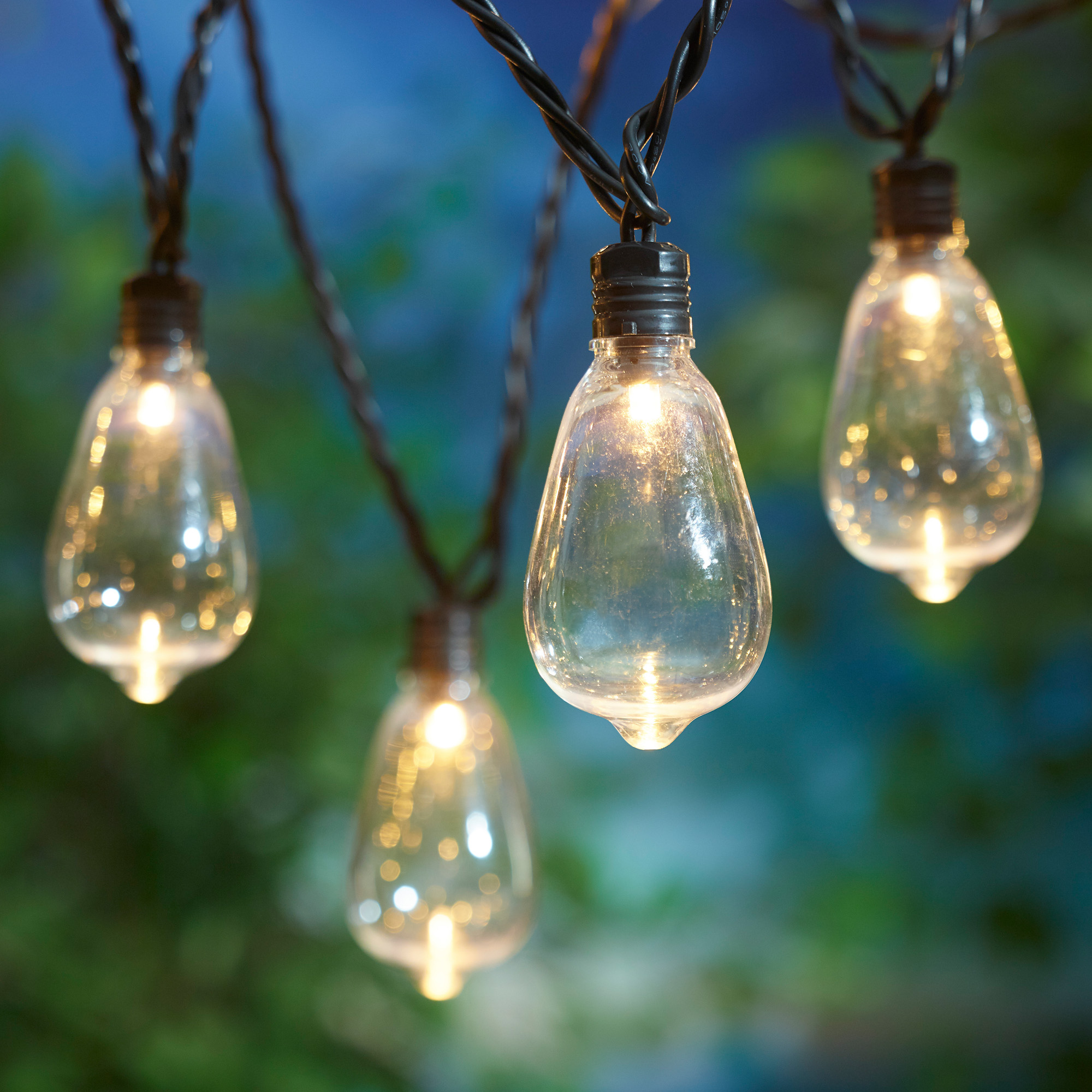 Mainstays 35 Count Indoor    Outdoor Led Edison Style