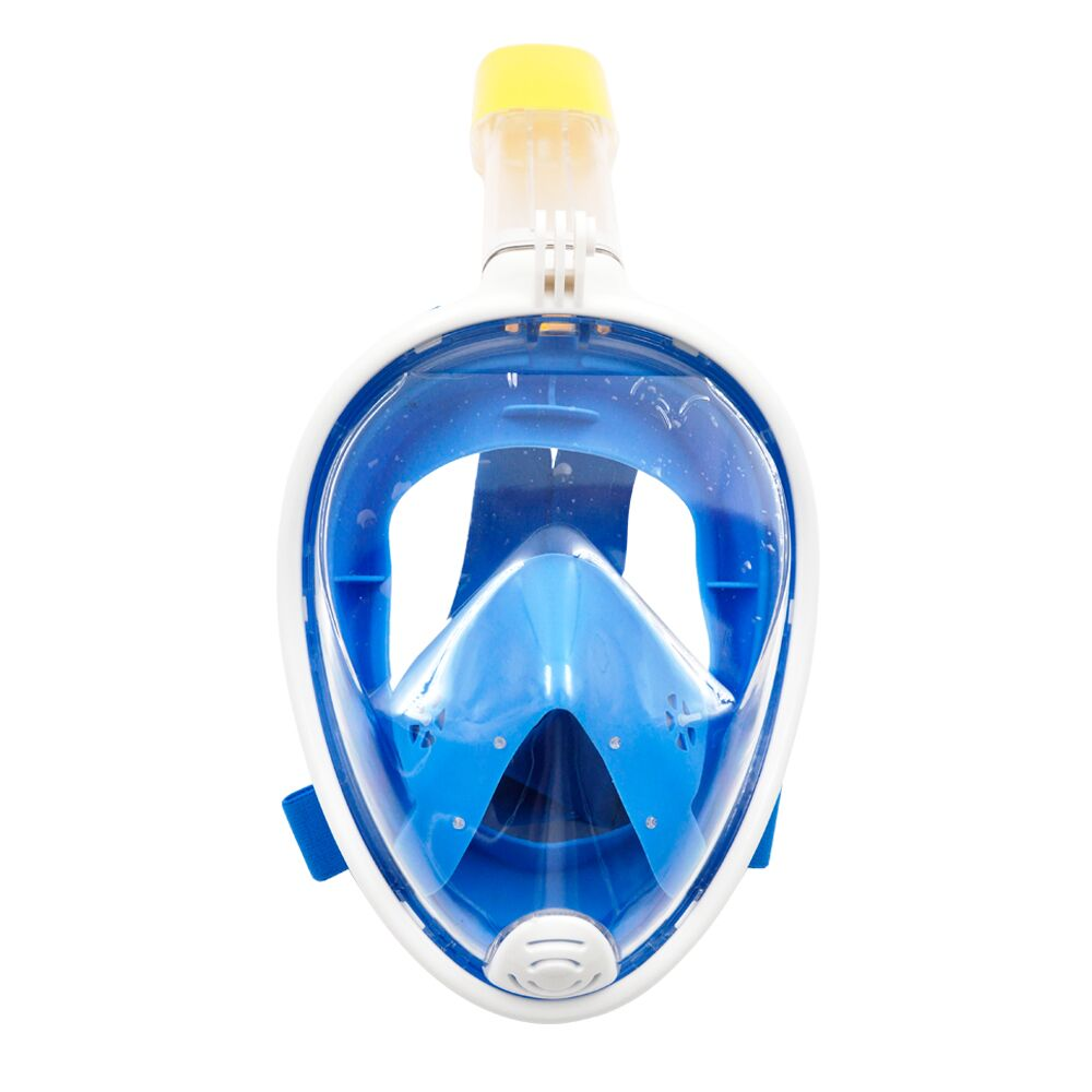 Cheerwing Anti-Fog Swimming Diving Full Face Mask Surface Snorkel Scuba for GoPro L/XL/S/M