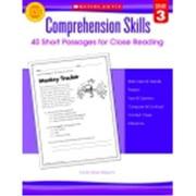 Scholastic Comprehension Skills, Grade 3