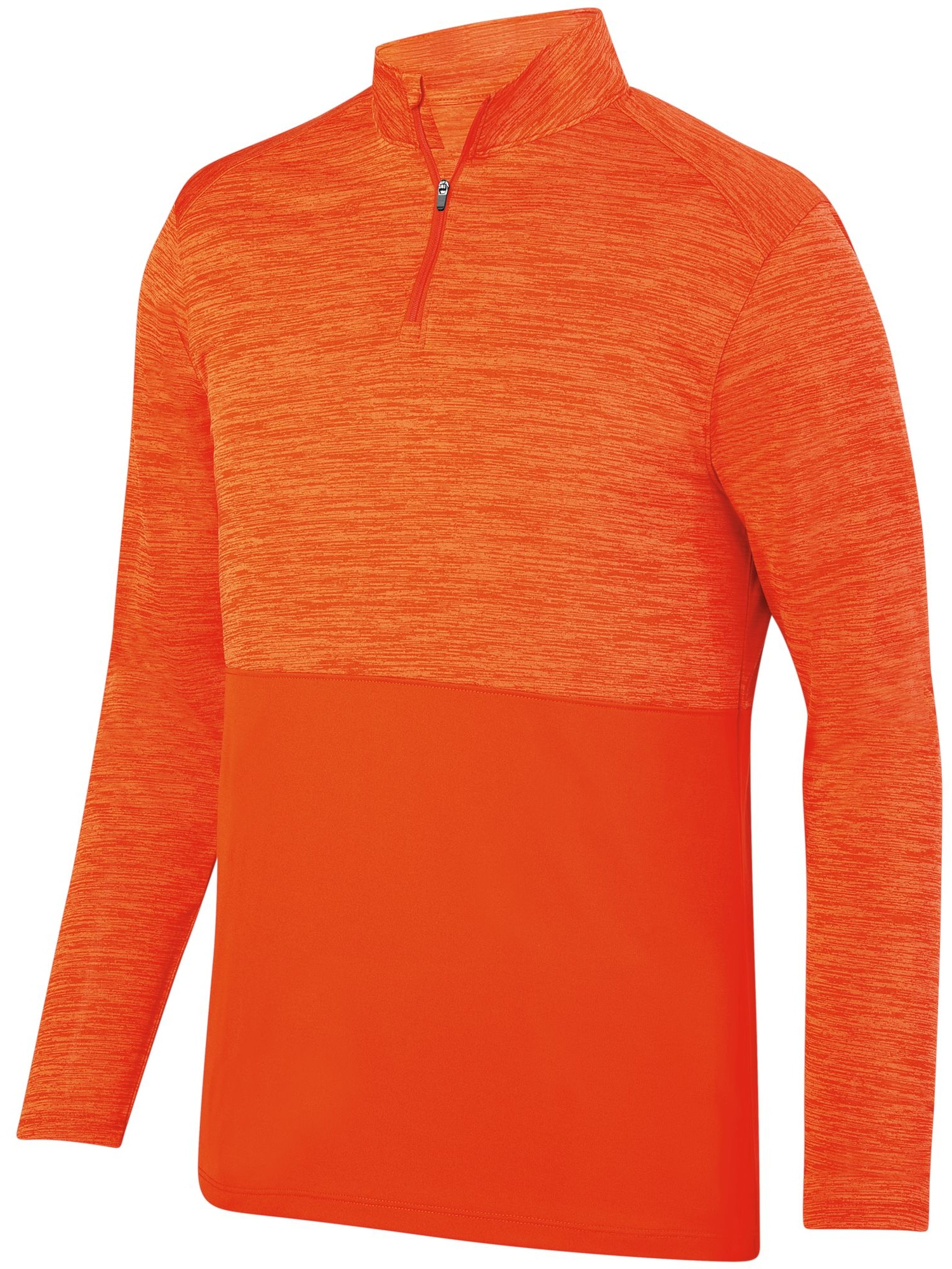 Augusta Sportswear Men's Shadow Tonal Heather 1/4 Zip Pullover 2908