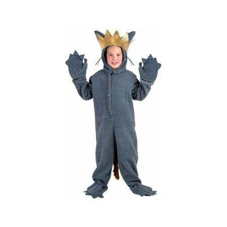 Child Wild Things Max Costume - Wild Things Max Costume