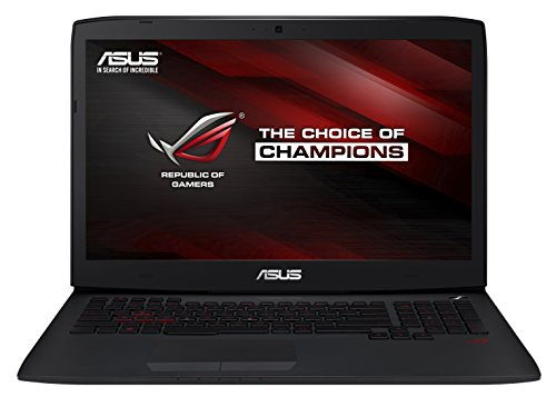 ASUS ROG G751JT-CH71 17-Inch Gaming Laptop Black by ASUS