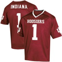 Toddler Russell Athletic Crimson Indiana Hoosiers Replica Football Jersey