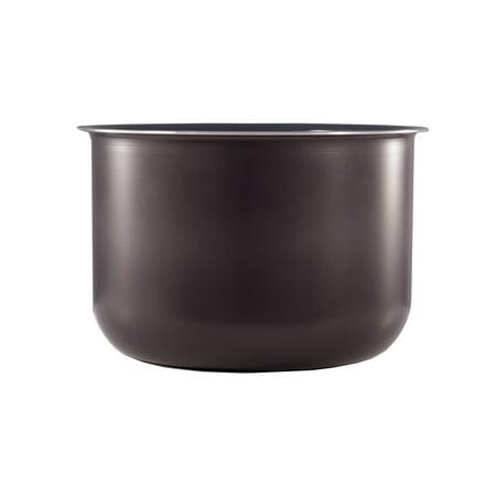 Instant Pot Ceramic Non-Stick Interior Coated Inner Cooking Pot - 6 (Coated Pot)
