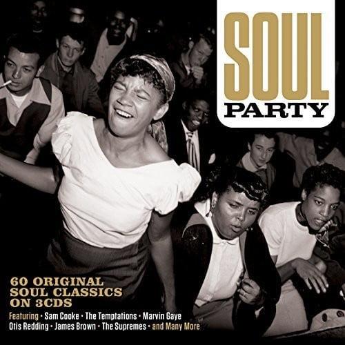 Soul Party - Soul Party [CD]