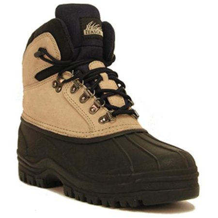 Itasca Ice Breaker Winter Boot Womens Size: 8 Buff Itasca Rubber Boots