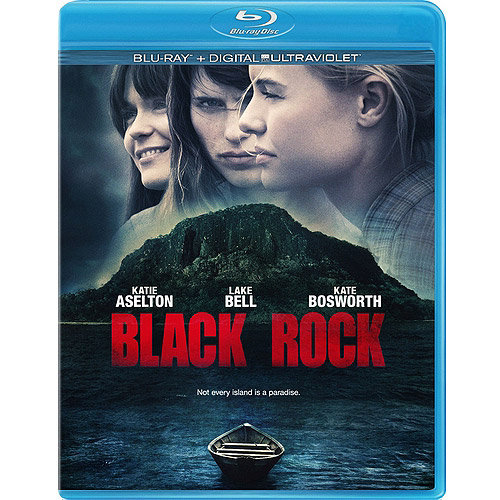 Black Rock (Blu-ray   Digital UltraViolet) (With INSTAWATCH) (Widescreen)