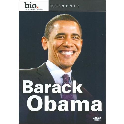 Biography: Barack Obama (Election Update Edition) (Full Frame)