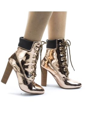 2feff16ba746 Wild Diva Womens Boots - Walmart.com