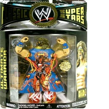 - WWE Classic Superstars Series 12 > Ultimate Warrior Action Figure Wwe Classic Superstars
