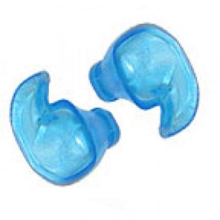 Medical Grade Doc's Pro Ear Plugs - Blue - Non -