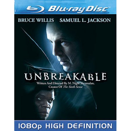 Unbreakable (Blu-ray) - Halloween Blu Ray Media Book