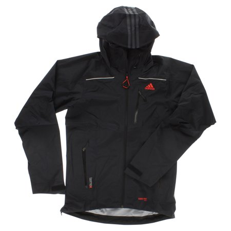 best loved 460b9 b9de4 adidas - Adidas Mens Terrex Gore-Tex Active Shell Jacket Black - Walmart.com
