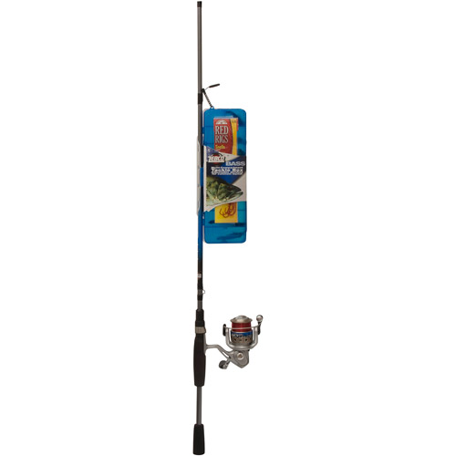 Ready Tackle Bass RT30/602ML Spin Combo