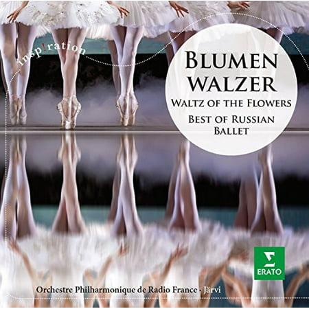 Blumenwalzer: Best of Russian Ballet (CD)