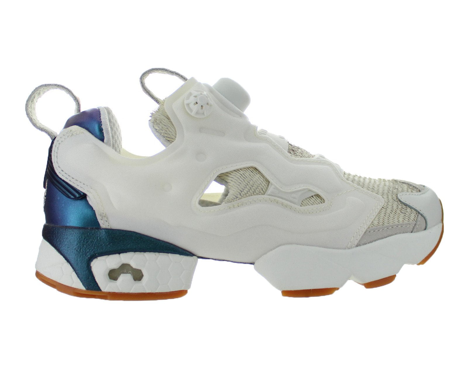 Mens Reebok Instapump Fury CNY17 Chinese New Year Chalk White Rose Gol by Reebok