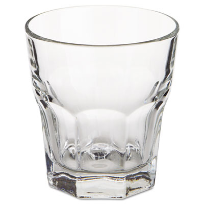 "Gibraltar Rocks Glasses, Tall Rocks, 10 Oz, 3 7/8"" Tall LIB15232"