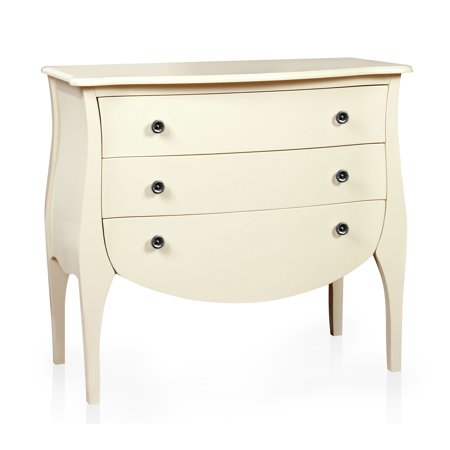 American Country Furniture (Furniture of America Constante French Country 3-Drawer Chest )