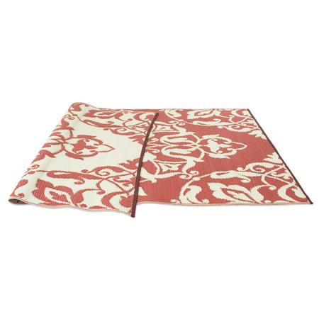 eLuxurySupply - Reversible Indoor/Outdoor Mat | Fade-Resistant UV Protectors | Weather-Proof