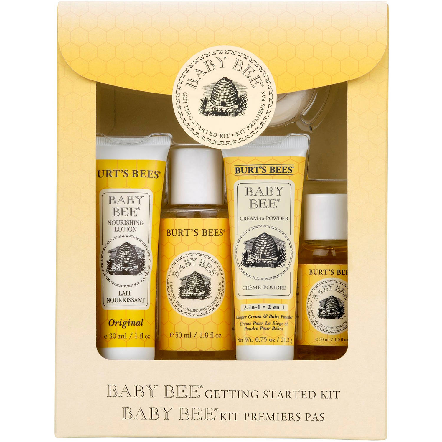 Burt's Bees Baby Bee Getting Started Gift Set