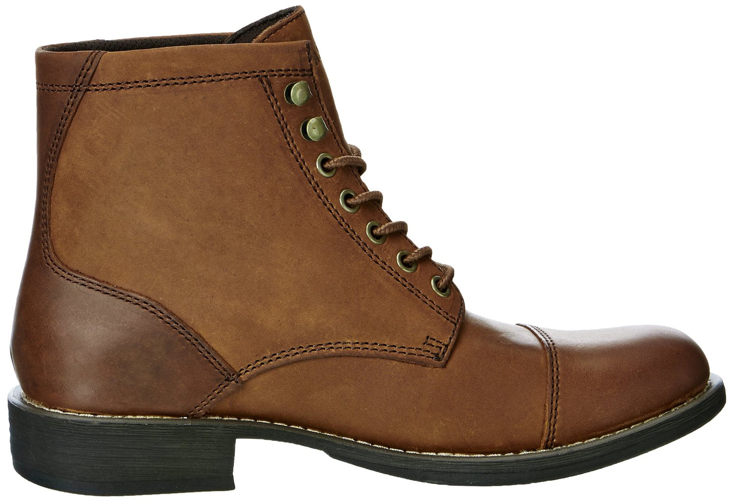 Eastland Men High Fidelity Cap Toe Boots by Eastland Shoe