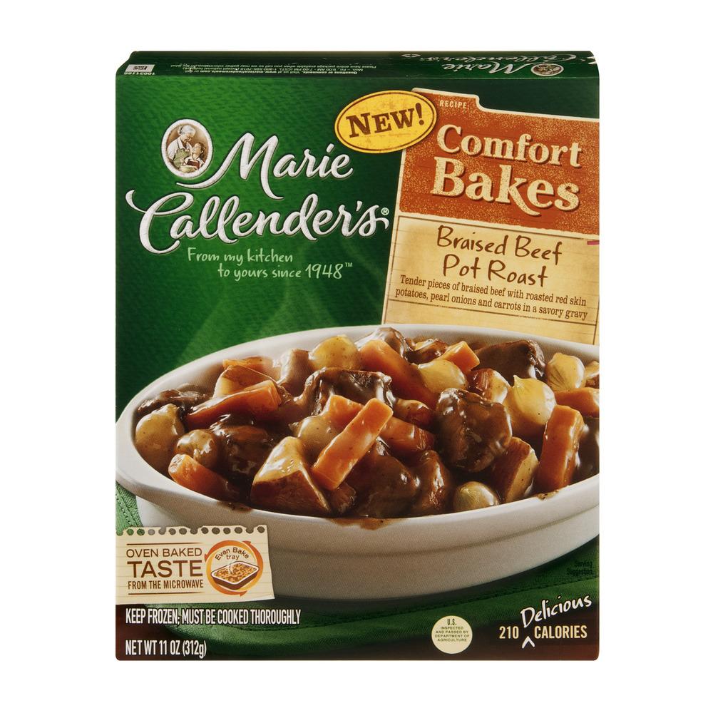 Marie Callender;s Comfort Bakes Braised Beef Pot Roast, 11 oz