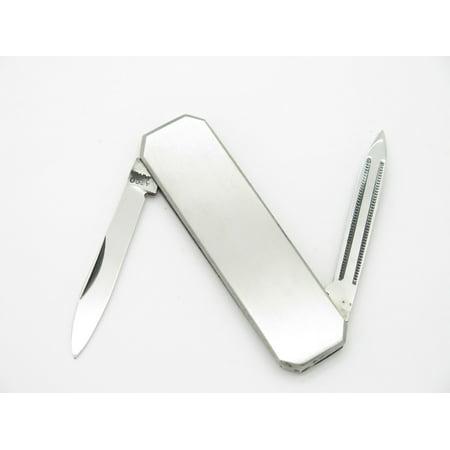 VTG ATCO SEKI JAPAN SMALL STAINLESS GENTLEMAN FOLDING POCKET KNIFE