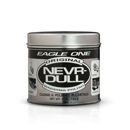 Eagle One 1035605 Nevr-Dull Wadding Polish - 5 (Best Car Polish For White Cars)