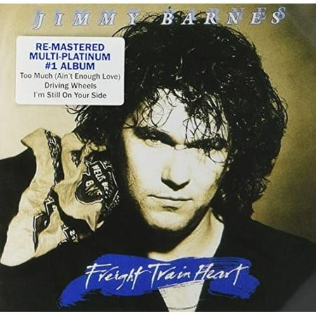 Freight Train Heart (CD) (Remaster)