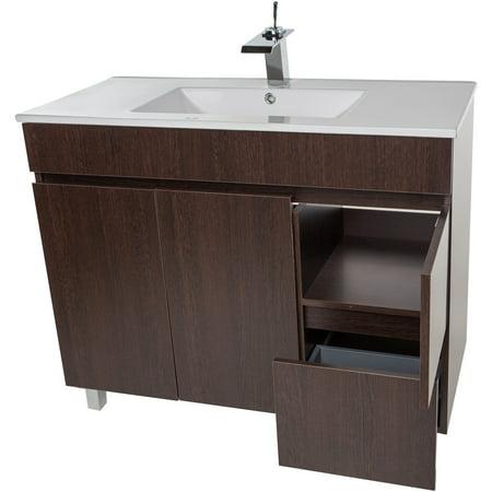 Zeus 40 Standing Bathroom Vanity