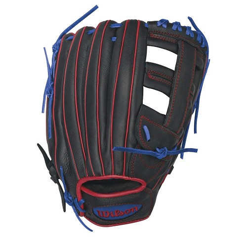 Wilson A800 Showtime 13-Inch Slowpitch Baseball/Softball ...