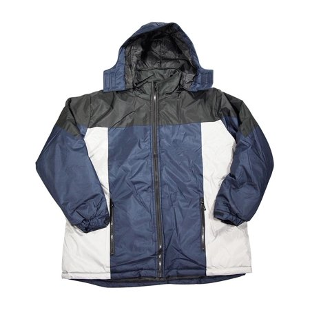 Totes - Mens Winter Jacket MULTICOLOURED / Large
