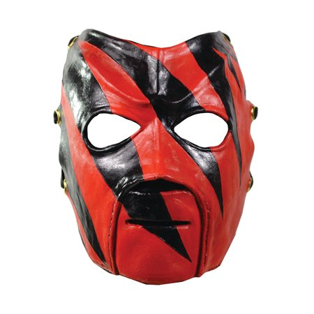 Trick Or Treat Studios WWE: Kane Halloween Costume Mask (Halloween Trick Or Treat New York)