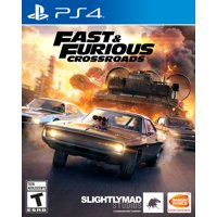 Fast & Furious - Crossroads, Bandai Namco, PlayStation 4, 722674121682