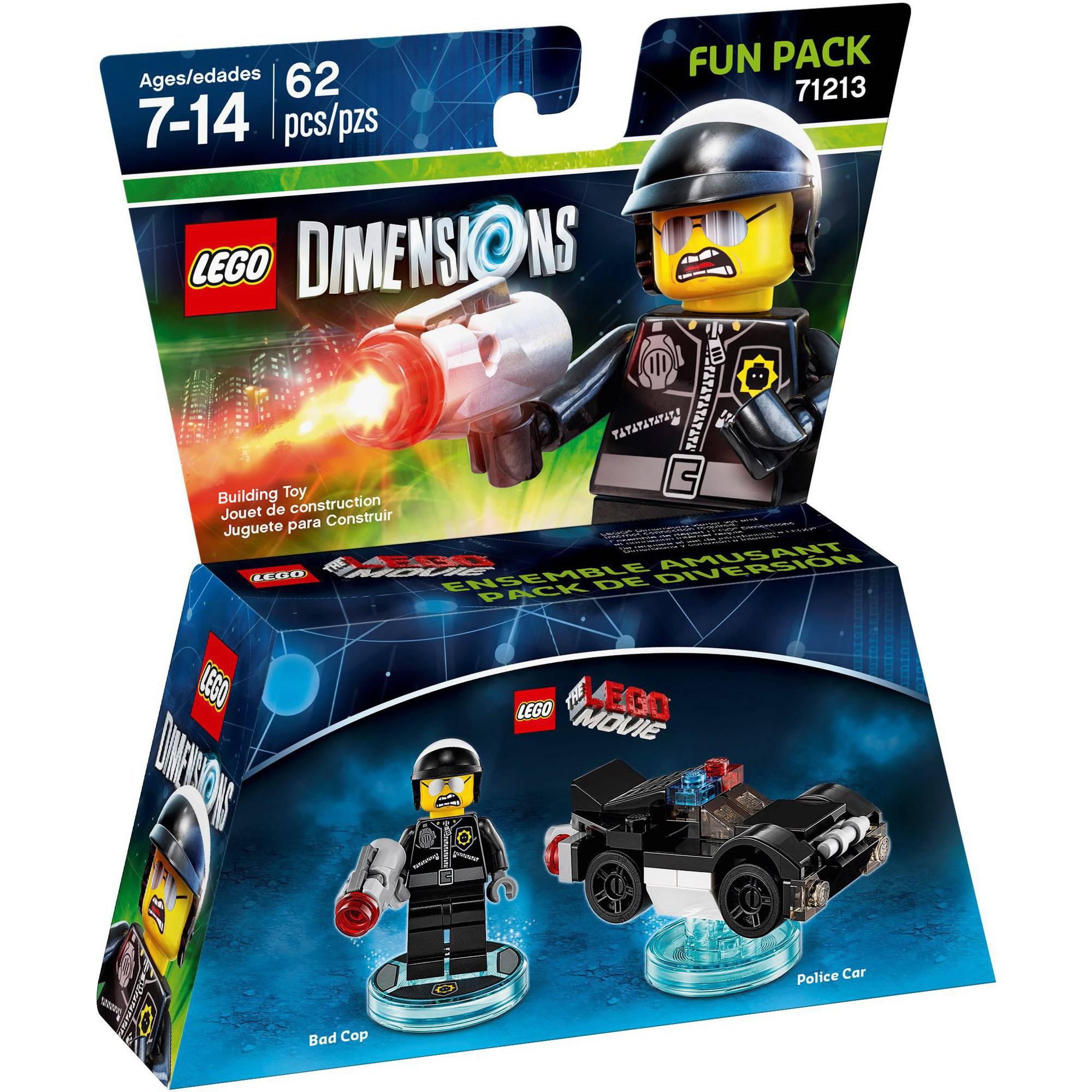 LEGO Dimensions Bad Cop (LEGO Movie) Fun Pack (Universal)