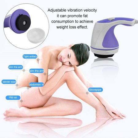 Retirer Massager électrique Fat Burning Full Body Vibrator Machine minceur