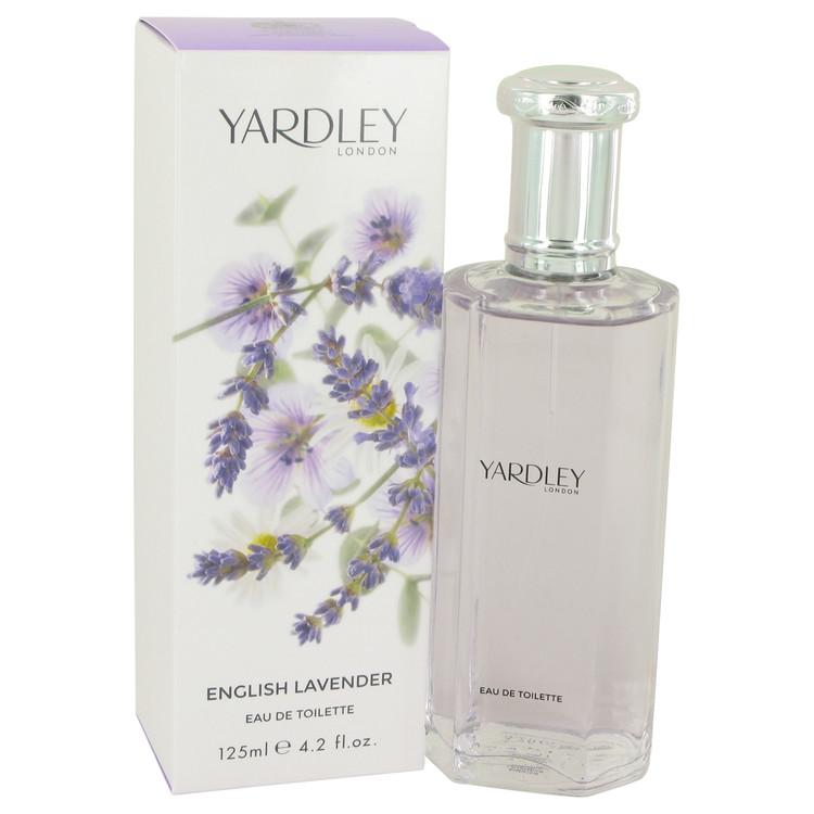 English Lavender by Yardley London Eau De Toilette Spray ...