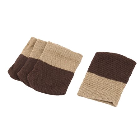 Polyester Non Slip Cabinet Sofa Chair Bench Leg Feet