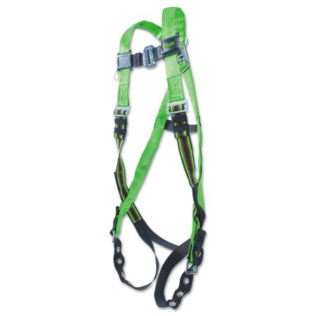 Honeywell Miller DuraFlex Python Harnesses, Sliding Back D-Ring, Universal