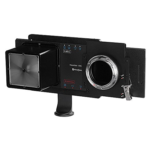 Fotodiox Vizelex RhinoCam for Canon EOS Cameras with Hasselblad V Lens for Shift Stitching Medium Format... by Fotodiox