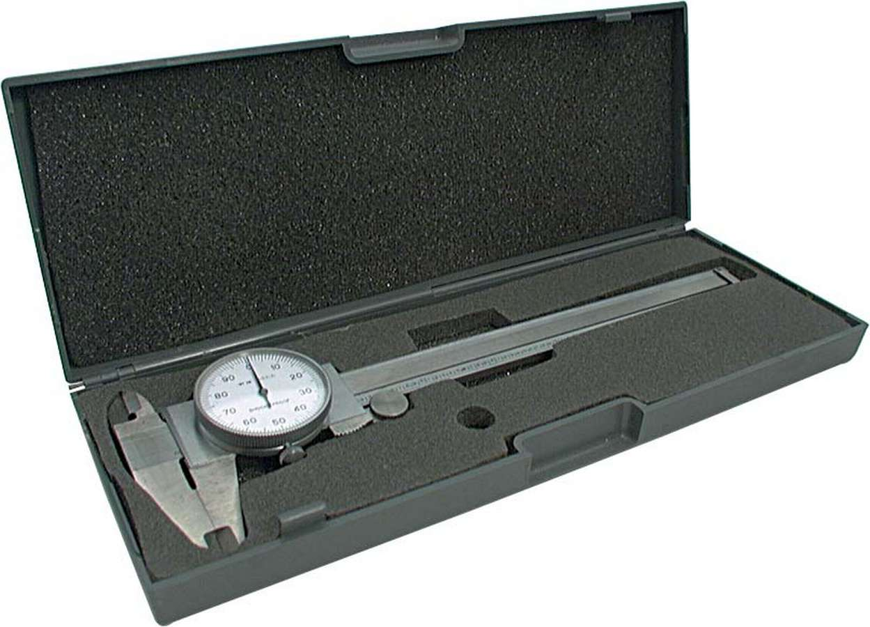 Allstar Performance Analog Dial Calipers P N 96410 by ALLSTAR PERFORMANCE