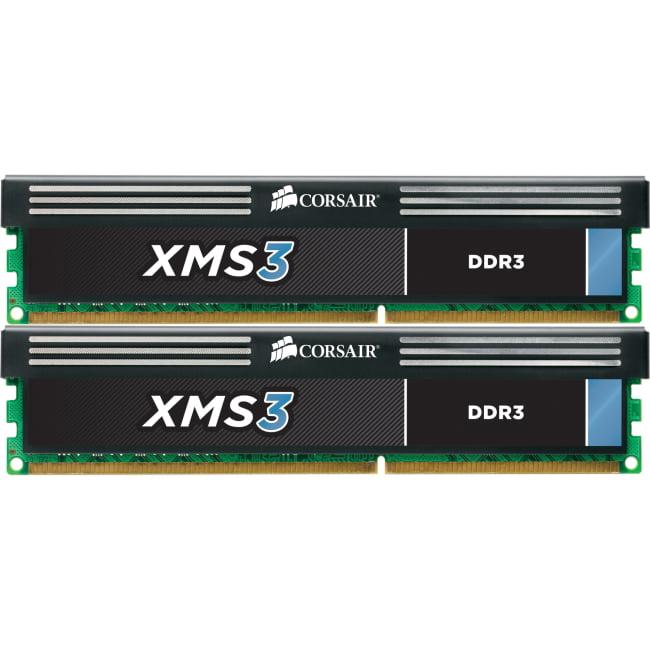 Corsair XMS3 16GB DDR3 SDRAM Memory Module CMX16GX3M2A1600C11