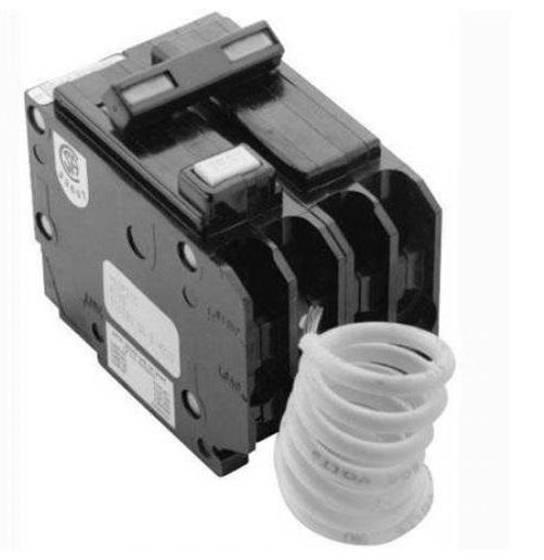 Cutler-Hammer GFTCB220 Ground Fault Circuit Breakers, Sel...