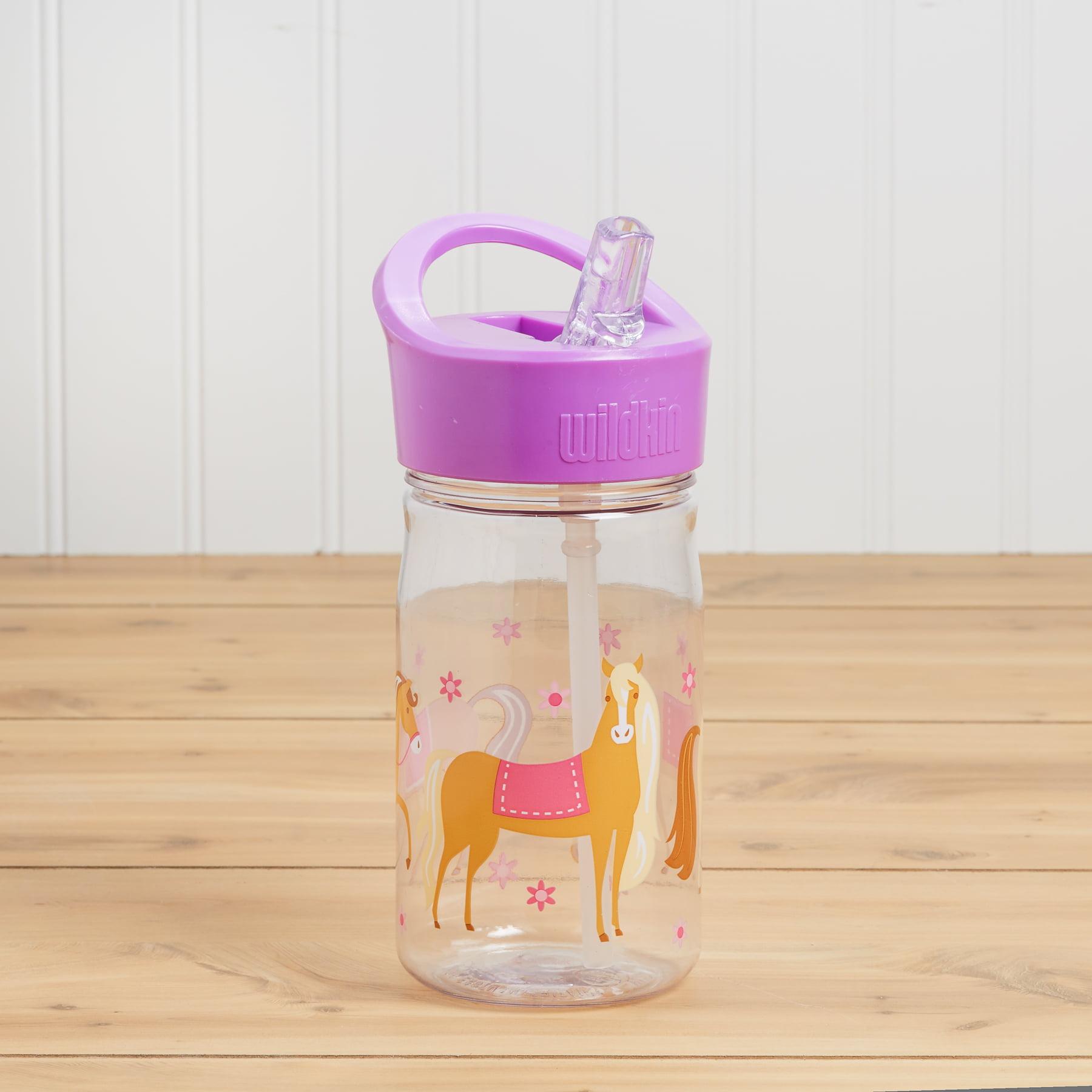 Wildkin Horses Water Bottle