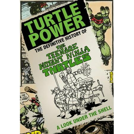 History Of Ninjas (Turtle Power: The Definitive History of the Teenage Mutant Ninja Turtles)