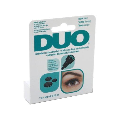 (3 Pack) DUO Individual Lash Adhesive Dark