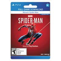 Spider-Man, Sony Interactive, Playstation, [Digital Download]