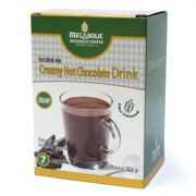Metabolic Research Center Creamy Hot Chocolate Protein Drink, 15g Protein, 0g Sugar, 7 Powder Packages